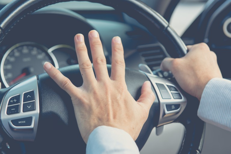Market research case study - ideas from why men get angry driving