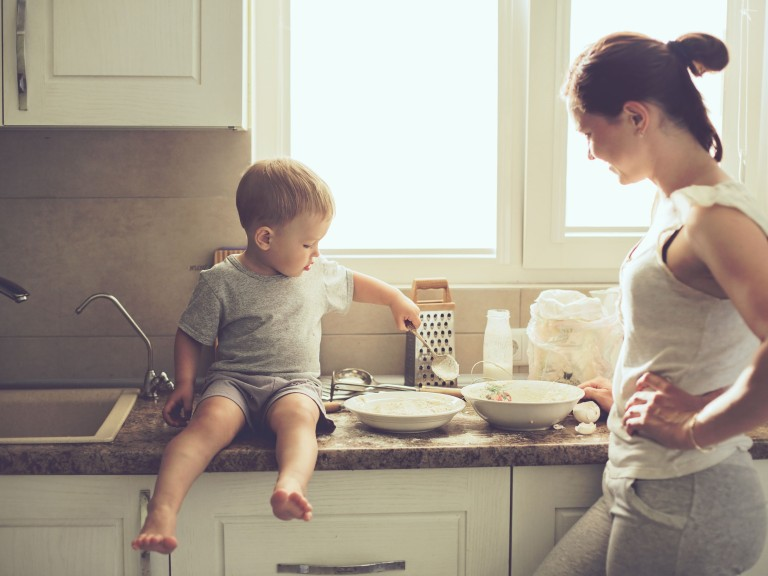 Original insights into how mums decide what's healthy