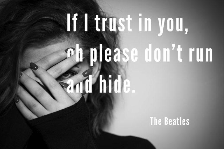 Understanding emotions: trust