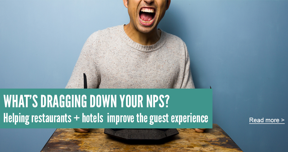 what's dragging down your NPS?